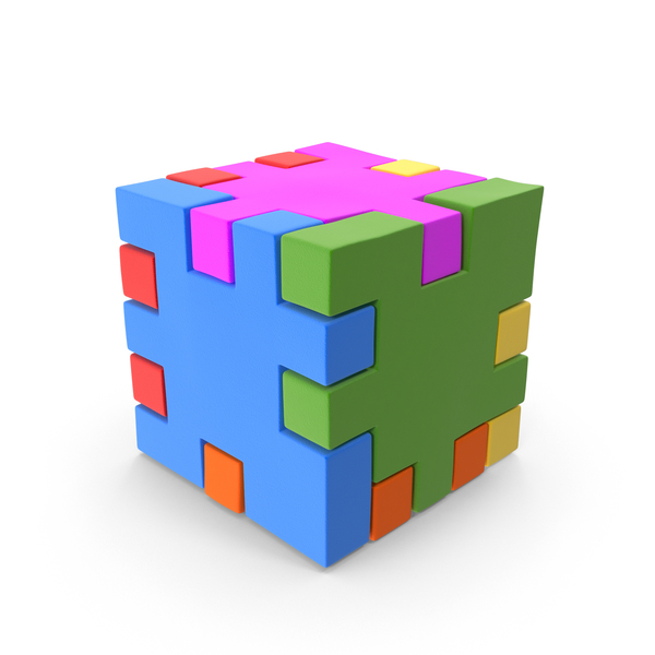 Happy Cube PNG & PSD Images