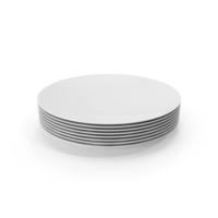 Stack of Plates PNG & PSD Images