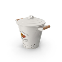 Bucket of Potatoes PNG & PSD Images