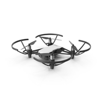 DJI Tello Drone PNG & PSD Images