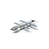 International Space Station PNG & PSD Images