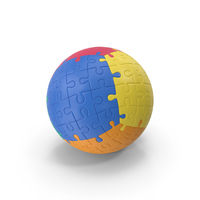 Puzzle Ball PNG & PSD Images