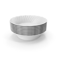 Stack of Bowls PNG & PSD Images
