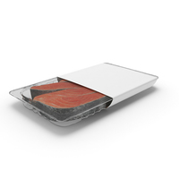 Packaged Salmon PNG & PSD Images
