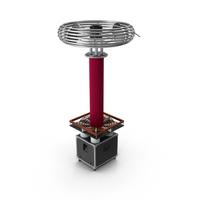 Tesla Coil PNG & PSD Images