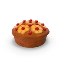 Fruit Cake PNG & PSD Images