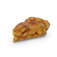 Apple Pie Slice PNG & PSD Images