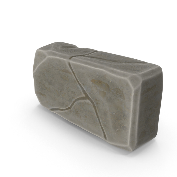 Stylized Stone Brick PNG & PSD Images
