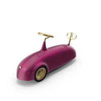 Nika Zupanc Toy Car Purple PNG & PSD Images