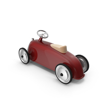 Roadster Scoot Red PNG & PSD Images