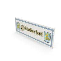 Oktoberfest Sign PNG & PSD Images