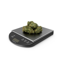 Cannabis Scale PNG & PSD Images