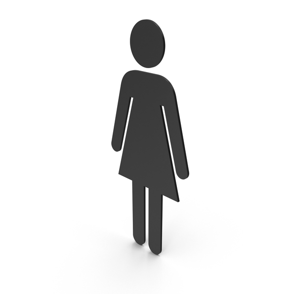 WC Woman PNG & PSD Images