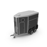 Horse Trailer PNG & PSD Images
