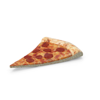 New York Style Pizza Slice PNG & PSD Images