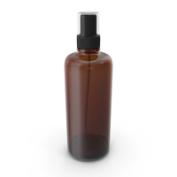 Cosmetic Bottle PNG & PSD Images
