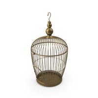 Decorative Vintage Bird Cage PNG & PSD Images
