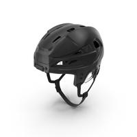 Black Hockey Helmet PNG & PSD Images