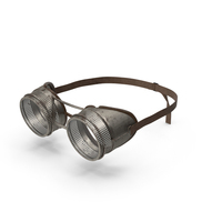 Goggles Worn Pose PNG & PSD Images
