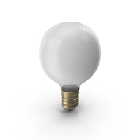 Frosted Bulb PNG & PSD Images