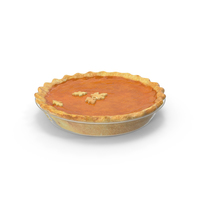 Pumpkin Pie PNG & PSD Images
