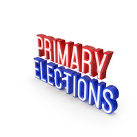 Primary Elections PNG & PSD Images