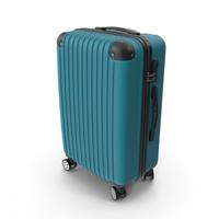 Blue Suitcase PNG & PSD Images