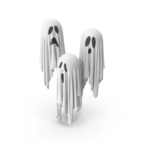 Ghosts PNG & PSD Images