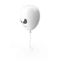 Skull Balloon PNG & PSD Images