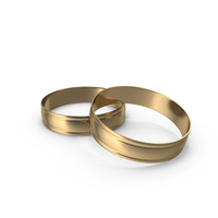 Wedding Rings PNG & PSD Images