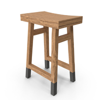 HK Living Stool PNG & PSD Images