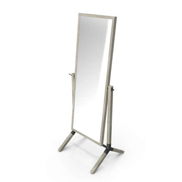 Malvern Cheval Mirror PNG & PSD Images