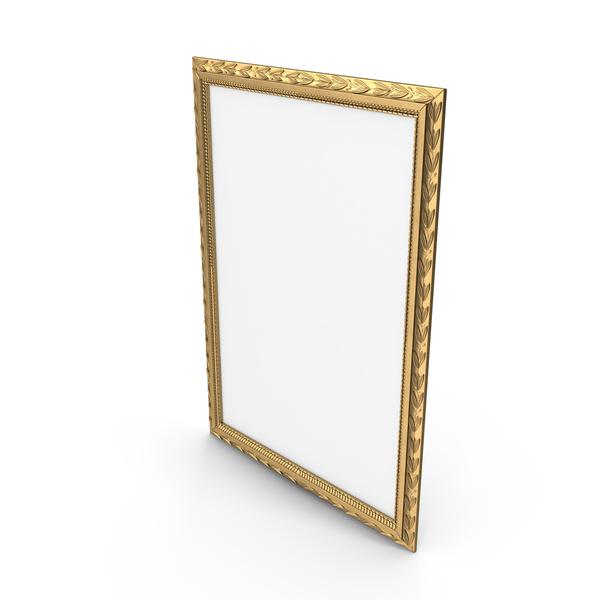 Big Floor Wall Mirror PNG & PSD Images