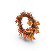 Autumn Wreath PNG & PSD Images