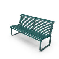 City Bench PNG & PSD Images