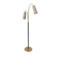 Porta Romana Kelly Floor Lamp PNG & PSD Images