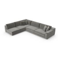 Sectional Corner Fortune SOFA PNG & PSD Images