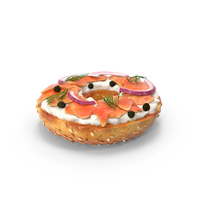 Lox and Bagel PNG & PSD Images