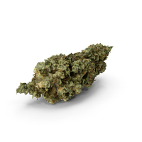 Cannabis Bud PNG & PSD Images