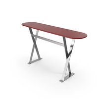 Contemporary Console Table PNG & PSD Images