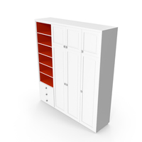 Creative Woodwork Cabinet PNG & PSD Images
