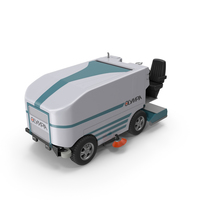 Olympia Millennium Ice Resurfacer PNG & PSD Images