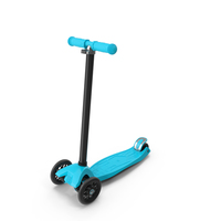Three Wheel Scooter PNG & PSD Images