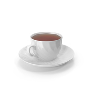 Full Tea Cup PNG & PSD Images