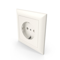 1 Wall Socket Outlet Beige PNG & PSD Images