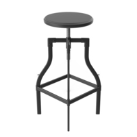 Backless Bar Stool PNG & PSD Images