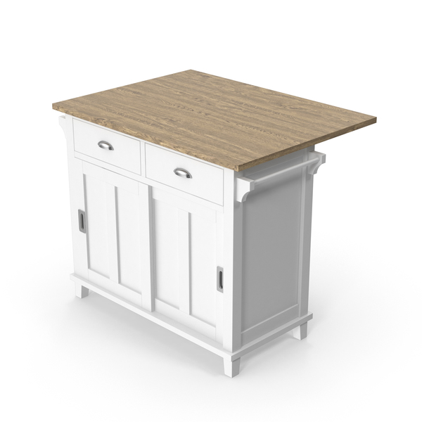 Belmont Kitchen Island PNG & PSD Images