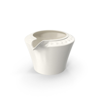 White Pearl Creamer PNG & PSD Images