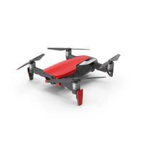 Dji Mavic Air Quadcopter Drone PNG & PSD Images
