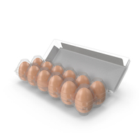Eggland's Best Organic Eggs PNG & PSD Images